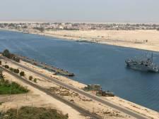 Egypte wil tweede Suezkanaal aanleggen