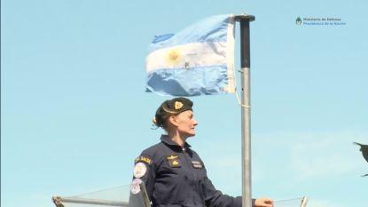 """Argentijnse marine detecteert """"geruis"""" op route van vermiste duikboot"""