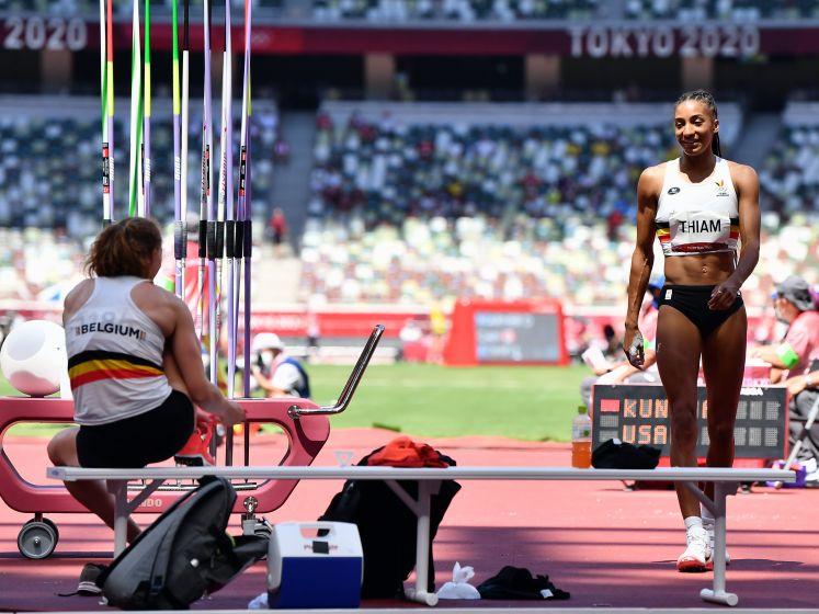 EN DIRECT: Thiam prend la tête avant le 800m, Vidts peut encore croire au podium - Pas de médaille pour Peters