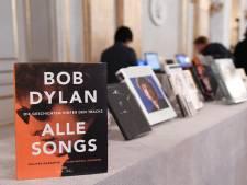 Bob Dylans boeken razend populair