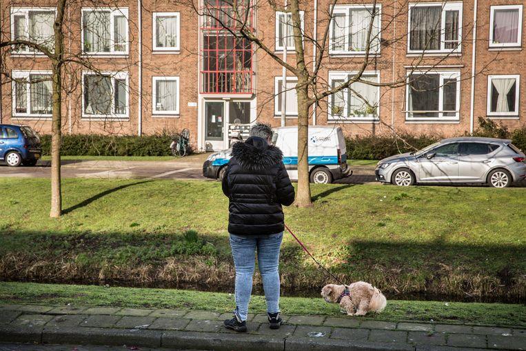 Moerwijk, in Den Haag, is een van de armste wijken van Nederland.  Beeld Arie Kievit