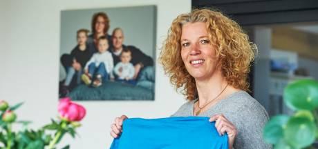 Leonie verloor haar man aan leukemie en strijdt nu voor meer donoren: 'Het is zó'n kleine moeite'