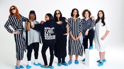 Whoopi Goldberg waagt haar kans als modeontwerper