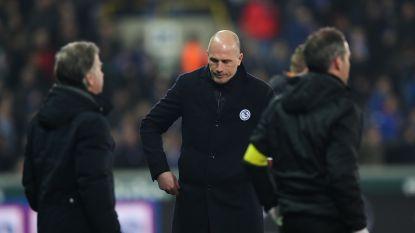"""Clement ontgoocheld na draw bij Club: """"We hebben twee punten verloren en laten het na een statement te maken"""""""