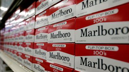 Boetes tot 159 miljoen euro voor sigarettensmokkelaars