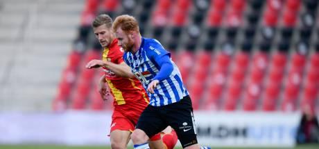 FC Eindhoven wordt penalty onthouden en verliest bij Go Ahead