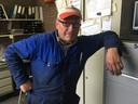 De vader van Berend Veldman (68) verkocht in 1997 grasland aan Gerrit-Jan van D. Het is nu een totale wildernis.  Berend Veldman (foto) sprak vandaad met verslaggevers van onze Nederlandse collega's van het AD.
