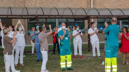 Personeel zorgsector voert actie voor meer personeel en hogere lonen