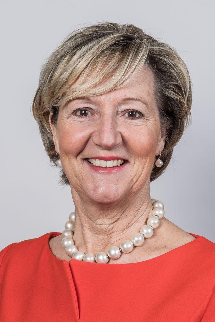 Schepen Griet Coppé.