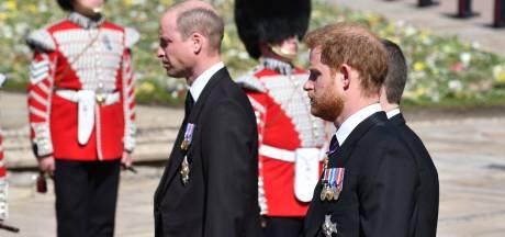 Ce que le Prince William a dit à Harry aux funérailles de leur grand-père
