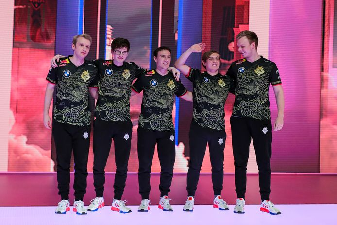 Europees kampioen G2 Esports had een goed begin van het WK League of Legends, maar verloor de derde wedstrijd heel verrassend.