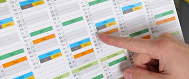 Ophaalkalender