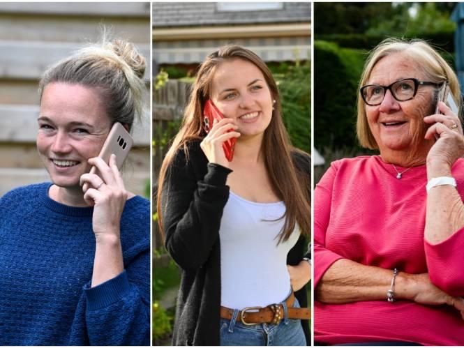 """Drie moeders en dochters over hun dagelijks belletje: """"Ons moe moet ik elke dag eens gehoord hebben"""""""