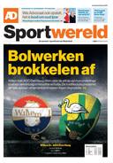 Cover AD Sportwereld