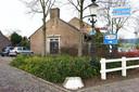 De voormalige gymzaal op de hoek Demer/ Herptsestraat aan de rand van de vesting Heusden.