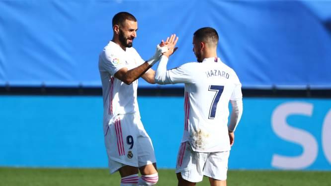 LIVE. Wat een goal van Eden Hazard! Rode Duivel knalt Real Madrid op voorsprong