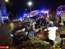 Un automobiliste désincarcéré par les pompiers après un accident à Bruxelles