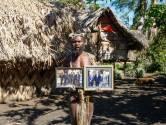 'God' (prins Philip) is dood in de Stille Zuidzee