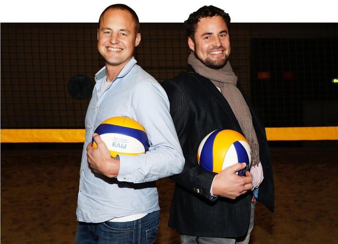 Gijs (links) en Bram Ronnes.