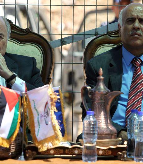 Palestina trekt motie tegen Israël in