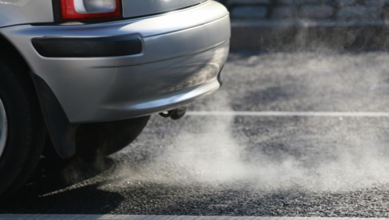 Wegtransport is de grootste oorzaak van de stikstofuitstoot. Beeld UNKNOWN