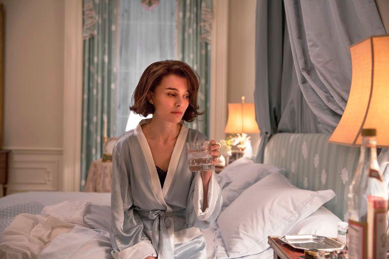Natalie Portman als Jackie Kennedy. Beeld AP