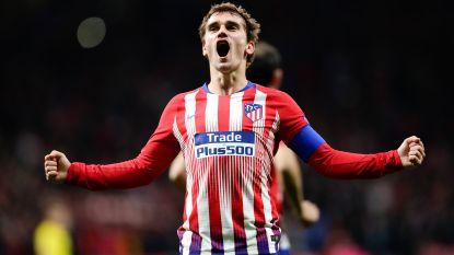 Saul en Griezmann bezorgen Atlético de zege tegen Dortmund en Witsel, derde plaats lijkt daardoor het hoogst haalbare voor Club Brugge
