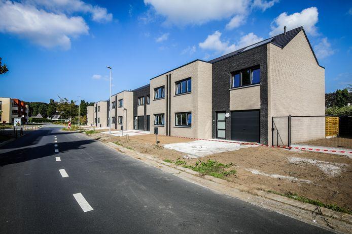 Brugge is de beste leerling in onze regio qua aantal sociale woningen. Hier de Stokveldewijk, waar er heel wat nieuwe woonsten bij kwamen.