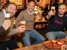 'Condoleance' voor horeca in Breda: samen de biervoorraad opmaken en verdriet wegdrinken