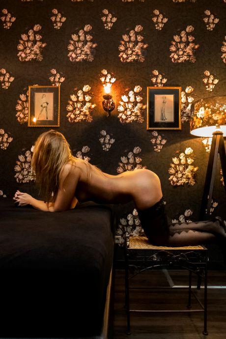 Sekswerker Linda (25) mag weer aan het werk: 'Ik was altijd al een beetje flirterig, ik hou er wel van'