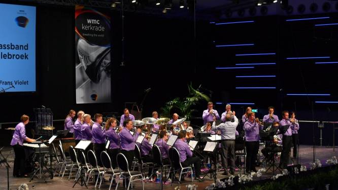 Brassband Willebroek viert 40-jarig jubileum met concert in San Marco Village