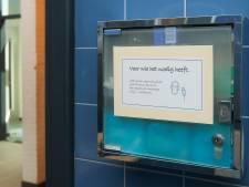 Gymnasium Bernrode verstrekt tampons en maandverband gratis, want niet iedereen heeft ze en kan het betalen