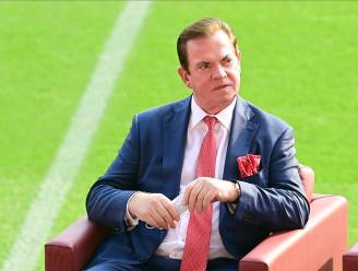 Paul Gheysens, vader van Royal Antwerp FC, maar vooral grondlegger van het rood-witte groeiproces