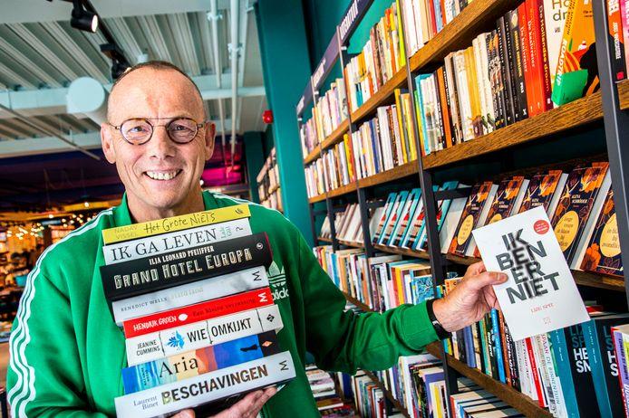 Herman was de 'man van de literatuur' bij Gianotten Mutsaers, of het nu de grote roman van twee of van dertig jaar geleden was.