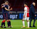 Ajax ging op eigen veld onderuit tegen FC Twente.