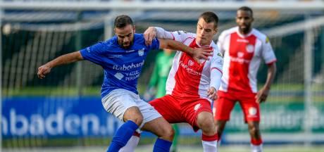 Sergio Kozjak verlengt contract bij IJsselmeervogels
