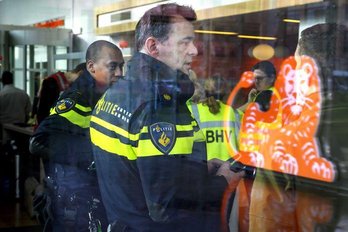 In het hoofdkantoor van ING aan de Bijlmerdreef in Amsterdam-Zuidoost is een bombrief ontploft. Het was een kleine ontploffing en er is niemand gewond geraakt. Foto ter illustratie.