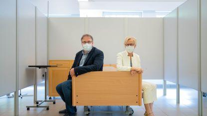 """Rijmenams woonzorgcentrum Zonneweelde telt nog steeds 0 coronabesmettingen: """"Met dank aan het mondmasker"""""""