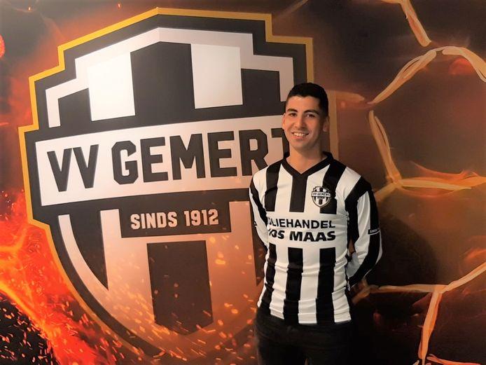 Chafik Mezziani speelt komend seizoen voor Gemert.