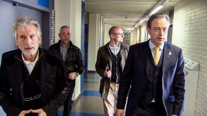 """""""Een gevaarlijk chiromeisje"""", Jambers volgt hoe De Wever zich klaarmaakt voor debat met Crevits"""