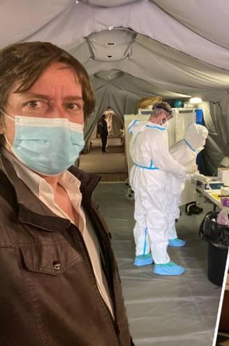 """VTM-reporter Robin Ramaekers trekt door Italië, één jaar na de uitbraak: """"Ik durf niet te zeggen dat het ergste achter de rug is"""""""