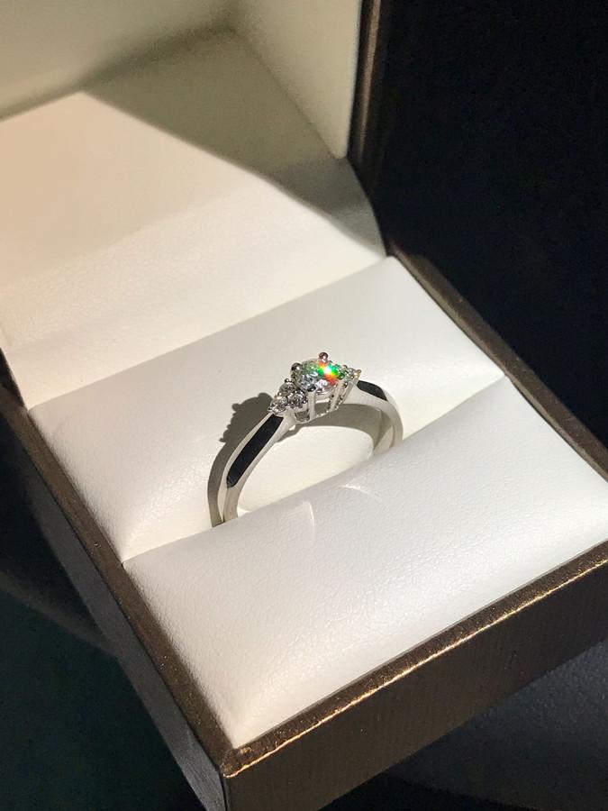 De ring.
