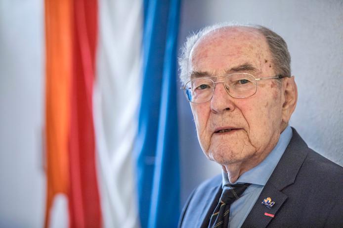 Engelandvaarder Rudi Hemmes.