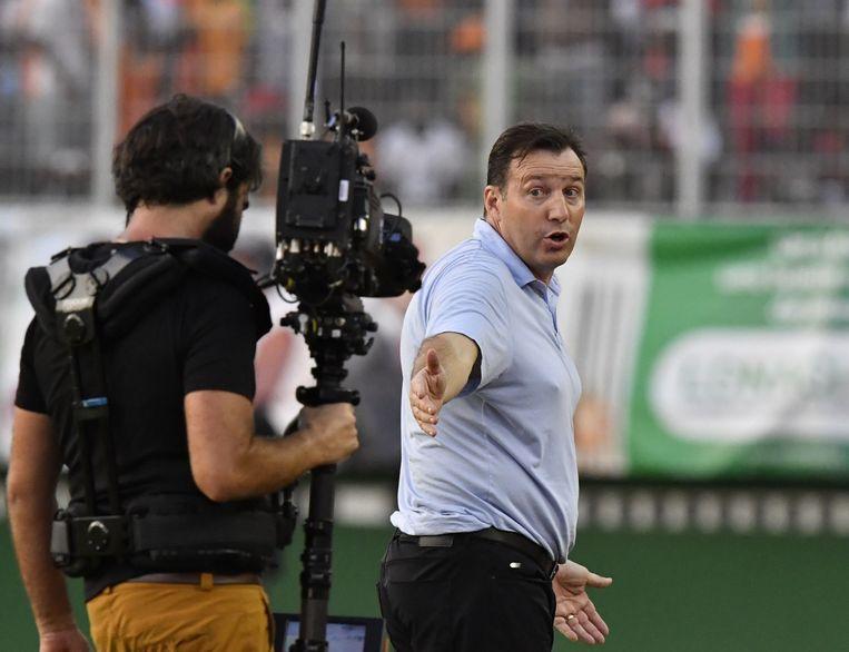 """Marc Wilmots niet langer bondscoach van Ivoorkust: """"Beslissing in onderling overleg genomen"""""""