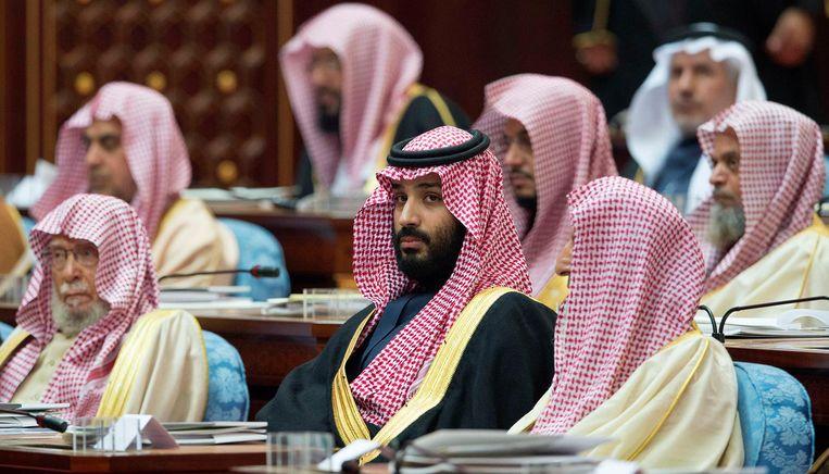 Mohammad bin Salman Beeld null