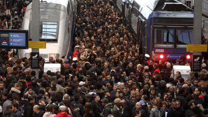 """Spoorverkeer in Frankrijk ook begin volgende week nog """"sterk verstoord"""""""