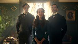 TV TIPS. De zus van Sherlock Holmes en heeft Jani een job beet bij de Gentse politie?