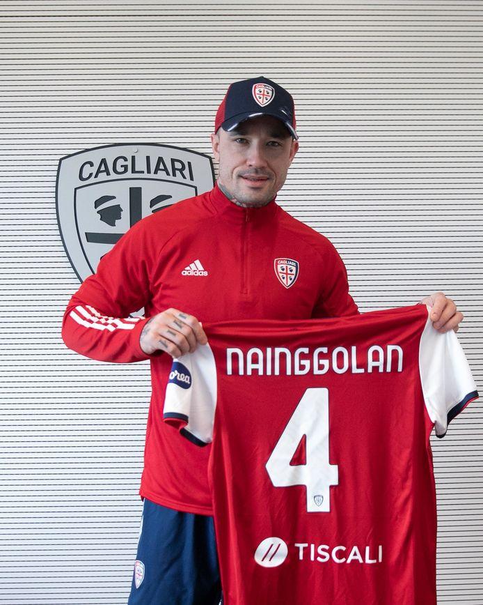 Radja Nainggolan tekent bij Cagliari Calcio