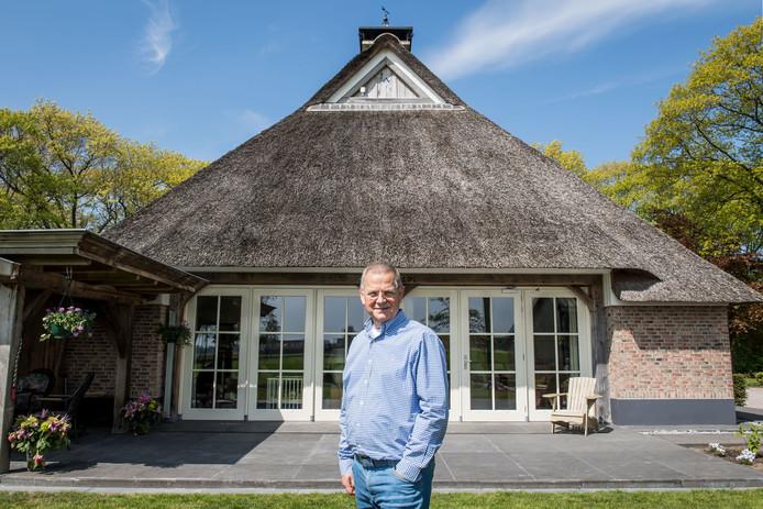 Harry Bekhuis speelde jarenlang een rol van grote betekenis binnen de Wierdense gemeenschap.