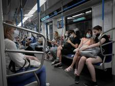 La pandémie reprend du terrain, record de morts en Russie pour le 2e jour consécutif